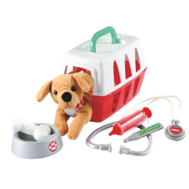 Image of ecoiffier Medical - Tierarzt Spielset im Koffer