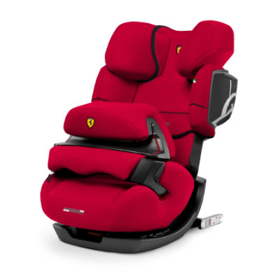 cybex Pallas 2-fix Scuderia Ferrari 2019 Racing Red - červená