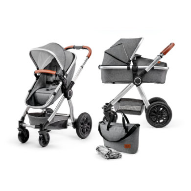 Kinderkraft Veo grey 2v1 2019