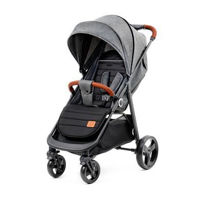 Kinderkraft Kinderwagen Grande grey