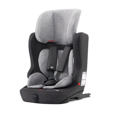 Kinderkraft Autostoel Fix2Go black-grey Grijs