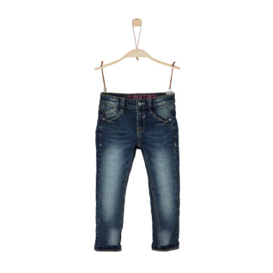 Miniboyhosen - s.Oliver Boys Jeans blue denim stretch - Onlineshop Babymarkt