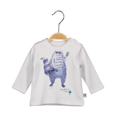 Babyoberteile - BLUE SEVEN Boys Langarmshirt weiß - Onlineshop Babymarkt