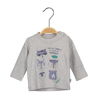 Babyoberteile - BLUE SEVEN Boys Langarmshirt grau - Onlineshop Babymarkt