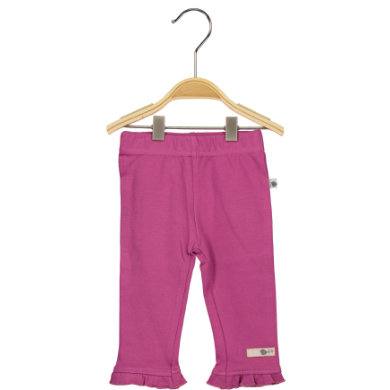 Babyhosen - BLUE SEVEN Girls Leggings mauve - Onlineshop Babymarkt