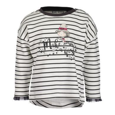 Blue Seven Girls Sweatshirt offwhite weiß Gr.Kindermode (2 6 Jahre) Mädchen