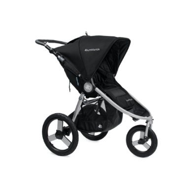 Bumbleride Speed Silver Black 2018 - šedá