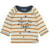 STACCATO Boys Langarmshirt warm white structure