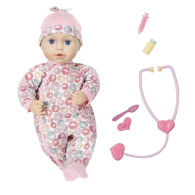 Zapf Creation - Baby Annabell® Nemocná Milly 701294
