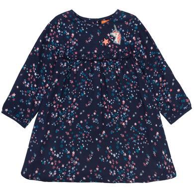 Minigirlroeckekleider - STACCATO Girls Kleid marine Alloverprint - Onlineshop Babymarkt