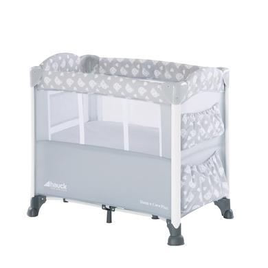 Kinderbetten - hauck Reisebett Sleep'n Care Plus Teddy Grey  - Onlineshop Babymarkt