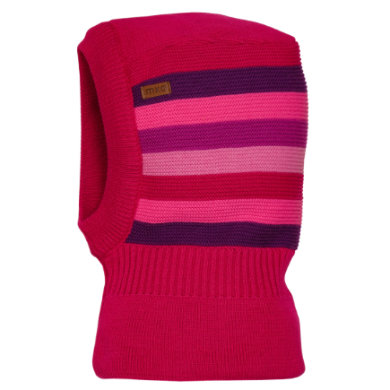 maximo Girls Schlupfmütze dark pink mehrfarbig Gr.Kindermode (2 6 Jahre) Mädchen