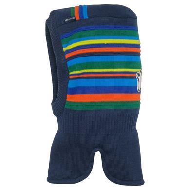 Miniboyaccessoires - maximo Boys Schlupfmütze Ringel navy – blau – Gr.Kindermode (2 – 6 Jahre) – Jungen - Onlineshop Babymarkt