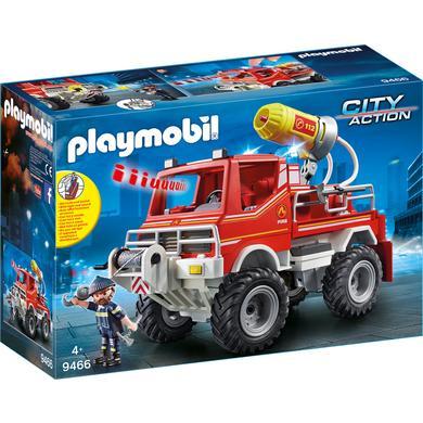 PLAYMOBIL® CITY ACTION Feuerwehr-Truck 9466