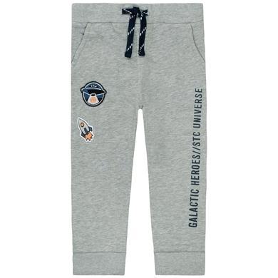 Miniboyhosen - STACCATO Boys Jogginghose warm grey melange - Onlineshop Babymarkt