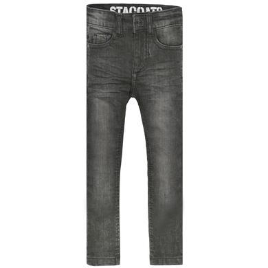 Miniboyhosen - STACCATO Boys Jeans Skinny grey denim - Onlineshop Babymarkt