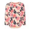 name it Girls Sweatshirt Nmfvalba rose cloud