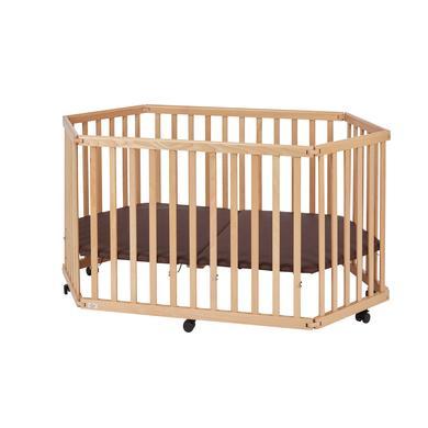Laufgitter - tiSsi® Laufgitter natur  - Onlineshop Babymarkt
