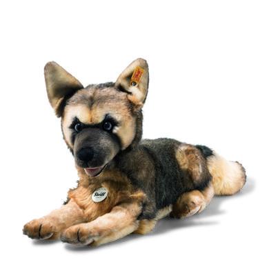 Steiff Schäferhund Mike 37 cm - braun