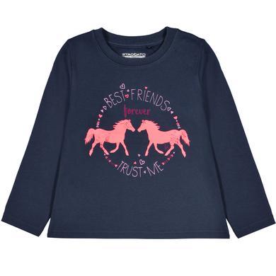 Minigirloberteile - STACCATO Girls Sweatshirt navy - Onlineshop Babymarkt