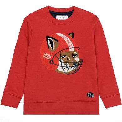 Staccato Boys Sweatshirt deep red rot Gr.Kindermode (2 6 Jahre) Jungen