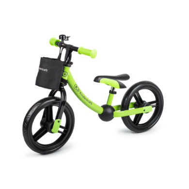 Kinderkraft Balance Laufrad 2way next, grün