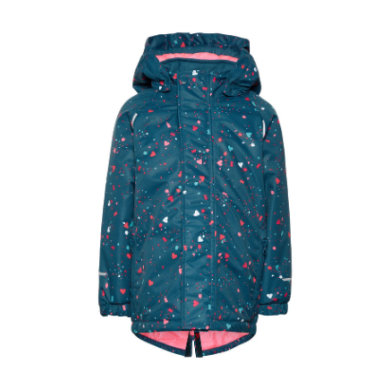 Minigirljacken - name it Girls Jacke Snow legion blue – blau – Gr.Kindermode (2 – 6 Jahre) – Mädchen - Onlineshop Babymarkt