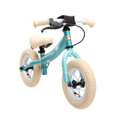 bikestar Kinderlaufrad 10, Türkis Bird türkis