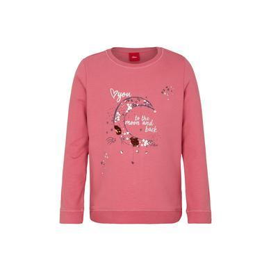Minigirloberteile - s.Oliver Girls Sweatshirt pink - Onlineshop Babymarkt