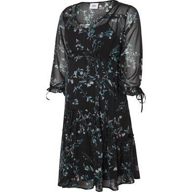 mamalicious těhotenské šaty MLSAMI Black - černá - Gr.Těhotenská móda