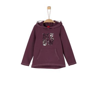 Minigirloberteile - s.Oliver Girls Sweatshirt purple - Onlineshop Babymarkt