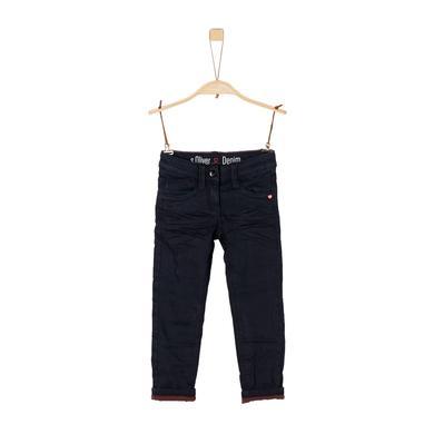 Minigirlhosen - s.Oliver Girls Jeans blue denim stretch - Onlineshop Babymarkt