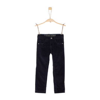 Miniboyhosen - s.Oliver Boys Cordhose dark blue - Onlineshop Babymarkt