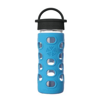 lifefactory Drinkfles Classic Cap cobalt blue350 ml