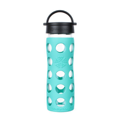 lifefactory  Classic 475ml sea green - zelená