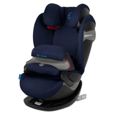 cybex Pallas S-Fix 2019 Indigo Blue