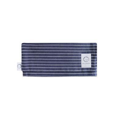 ZELLMOPS  Ammeklæde Taske Ahoi til Large Size (86x86), blå-hvid