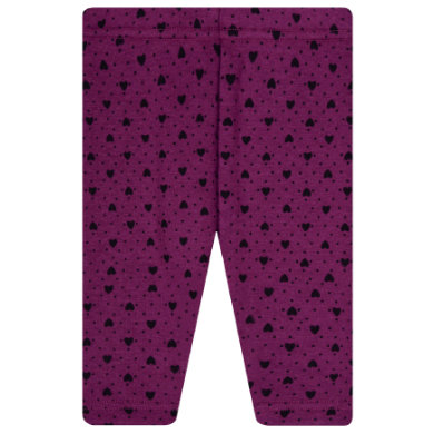 Staccato Girls Thermoleggings purple gemustert lila Gr.Babymode (6 24 Monate) Mädchen