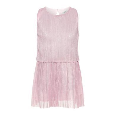 name it Girls Kleid Nmfvivi lilac snow rosa pink Gr.110 Mädchen
