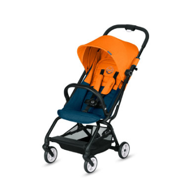 cybex GOLD Kinderwagen Eezy S Tropical Blue - blau