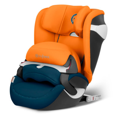 cybex Juno M-fix Tropical Blue 2019 - modrá