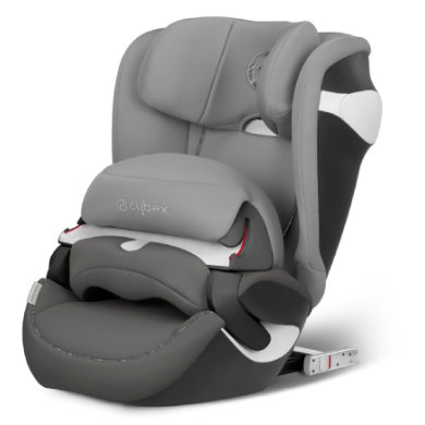cybex Juno M-fix Manhattan Grey 2019 - šedá