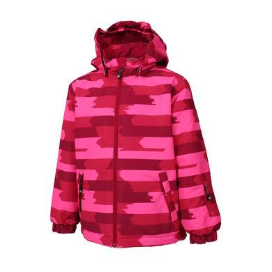 COLOR KIDS Jacke Dikson Sparkling Kosmos - rosa/pink - Gr.104 - Mädchen