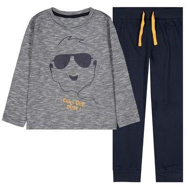 Miniboyswaeschenachtwaesche - STACCATO Mini Boys Schlafanzug midnight gestreift - Onlineshop Babymarkt