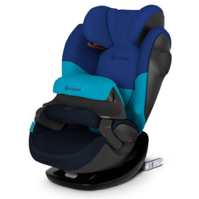 cybex Pallas M-fix 2019 Blue Moon - modrá