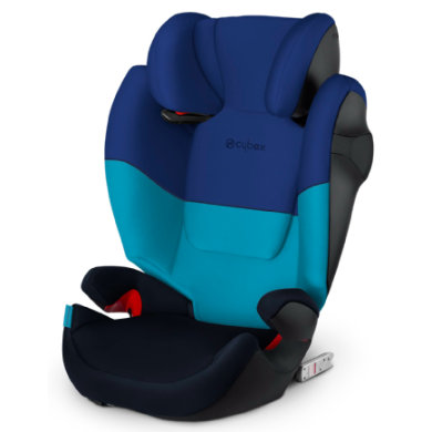 cybex Solution M-fix 2019 Blue Moon - modrá