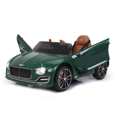 Jamara  Kids Ride-on Bentley EXP12 zelený 12V - zelená