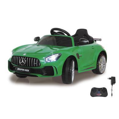 JAMARA Ride-on Mercedes-Benz AMG GT R zelený 2,4G 12V