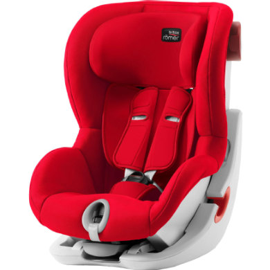 Britax Römer  King II 2019 Fire Red - červená