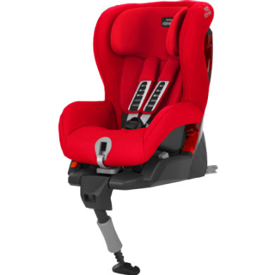 Britax Römer  Safefix Plus 2019 Fire Red - červená